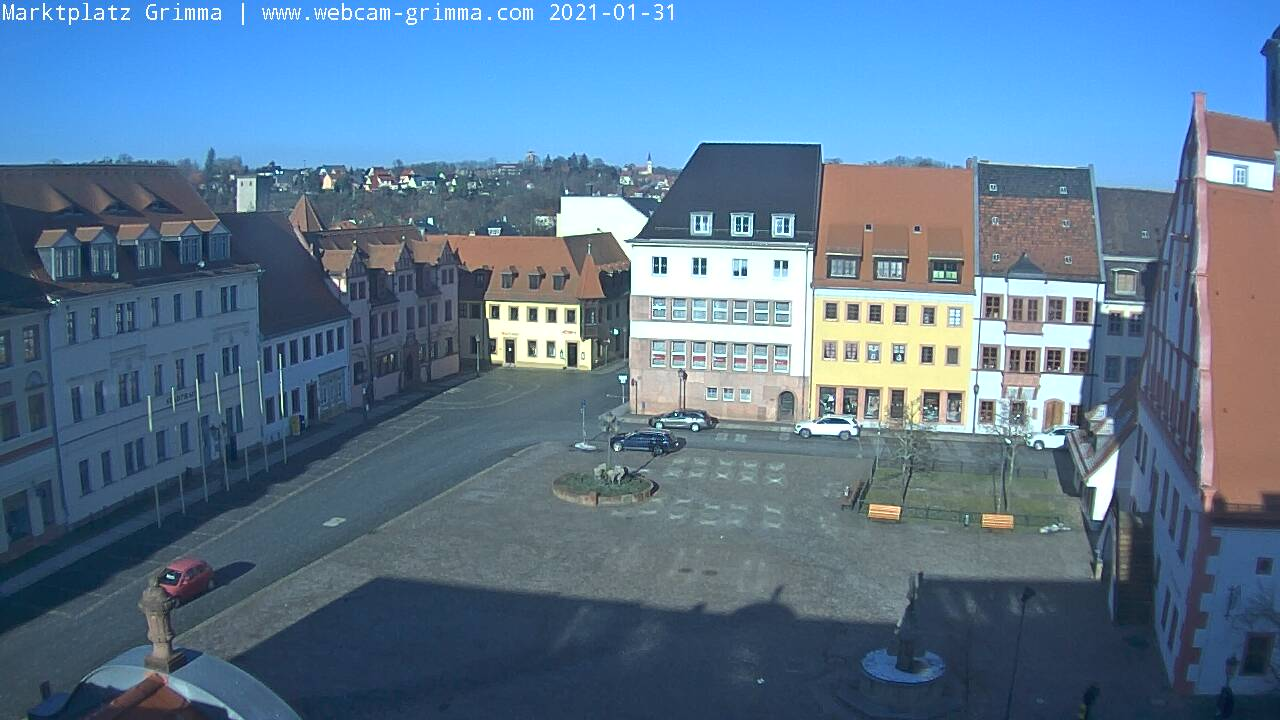 Webcam Stadt Grimma
